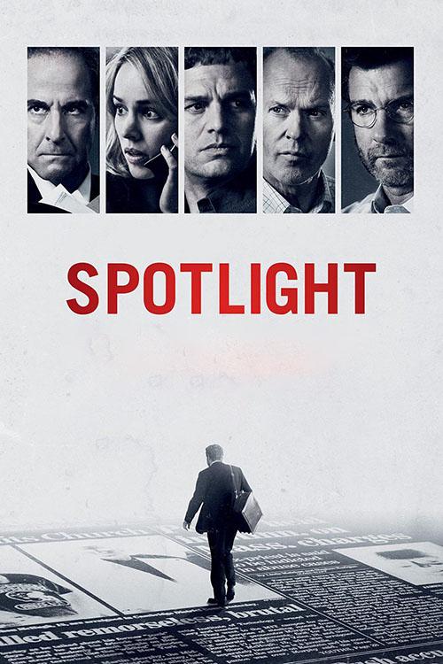 دانلود رایگان فیلم Spotlight 2015