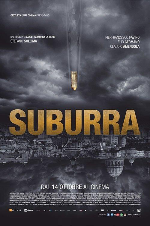 دانلود رایگان فیلم Suburra 2015