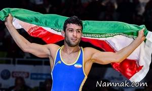 قهرمانی تیم ملی کشتی آزاد ایران در جام جهانی آمریکا 2016