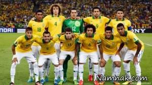شکست برزیل مقابل پرو و حذف از کوپا آمریکا + فیلم