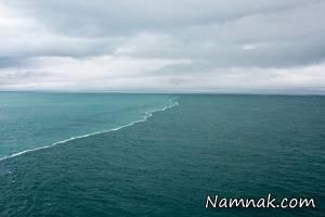 جدایی دو دریا در قرآن