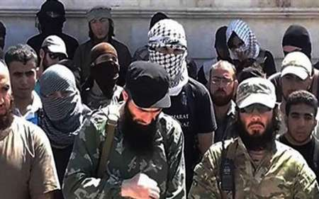 خارجی های داعش در فلوجه به دام افتادند