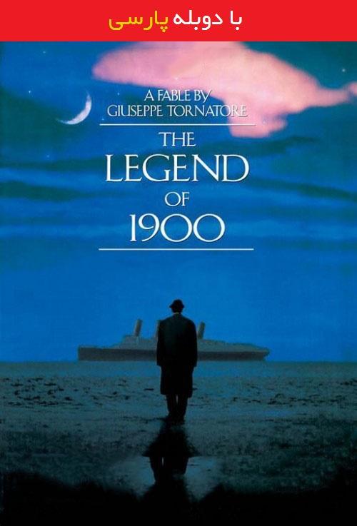 دانلود دوبله فارسی فیلم افسانه 1900 The Legend of 1900 1998