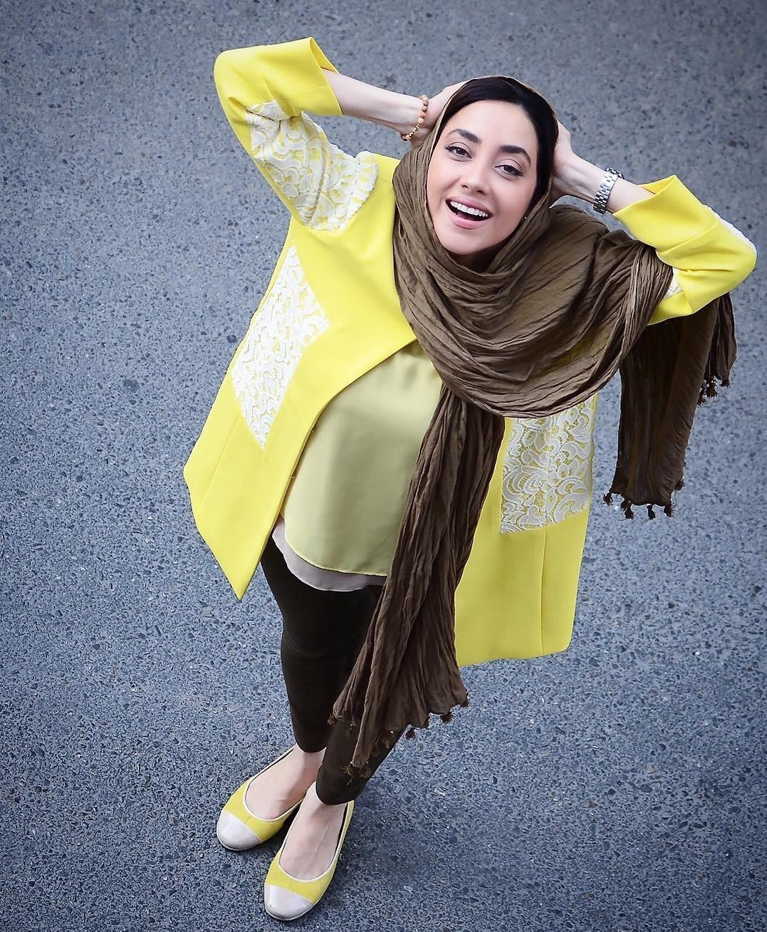 عکسهای خرداد 95 بهاره کیان افشار