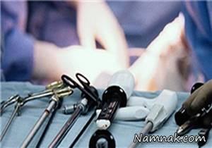 جراحی مرد میانسالی که تومور 12 کیلویی در کلیه داشت!