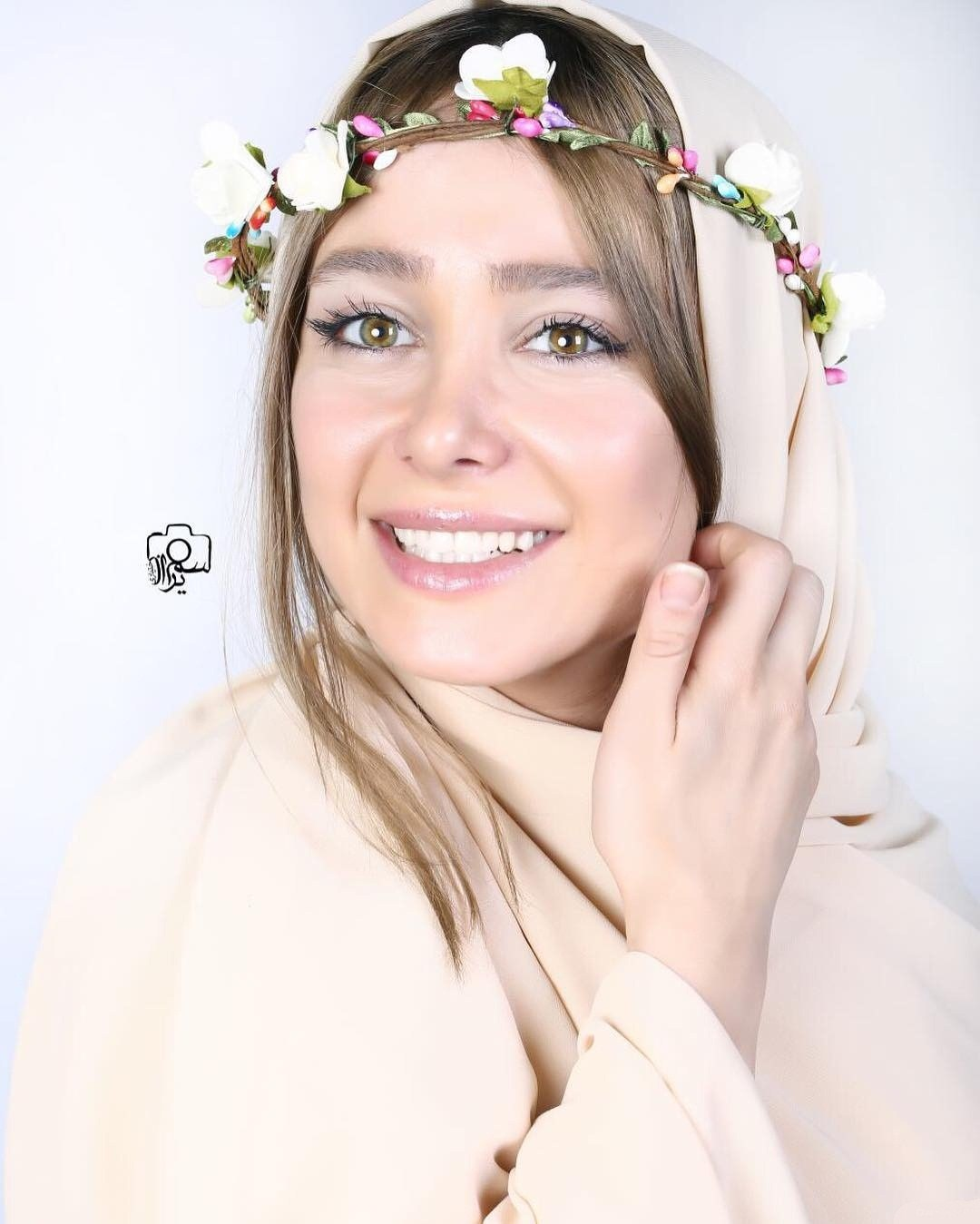 عکس آتلیه ای الناز حبیبی