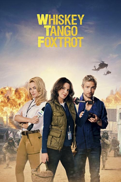 دانلود رایگان فیلم Whiskey Tango Foxtrot 2016