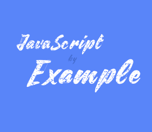 JS-By-Examples