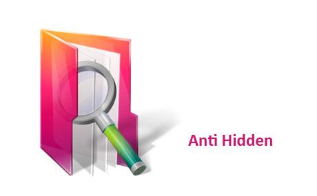 دانلود نرم افزار آشکار سازی فایل های مخفی _ Anti Hidden