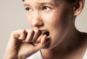 اگر اضطراب دارید؟ باید صاف بنشینید!