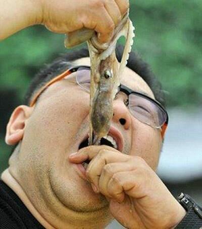 چندش آور ترین مسابقات کره