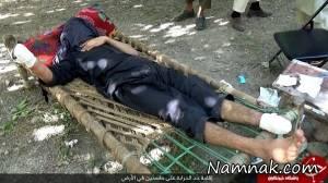 مجازات وحشیانه داعش برای روزه نگرفتن + تصاویر