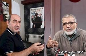 آشتی کنان بهروزافخمی و کمال تبریزی در افطاری آقای سفیر+تصاویر