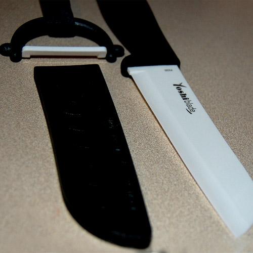 خرید چاقو سراميكي yushi blade
