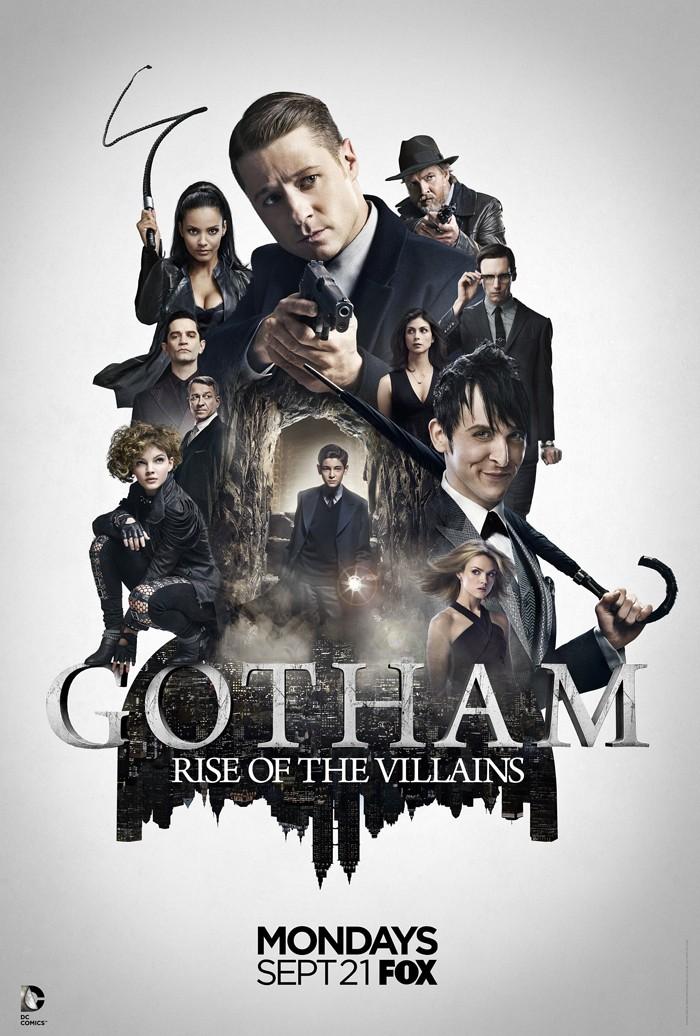 تاریخ بازگشت سریالهای پاییزی شبکه Fox و NBC مشخص شد : Gotham ، Lucifer ، Blindspot و …