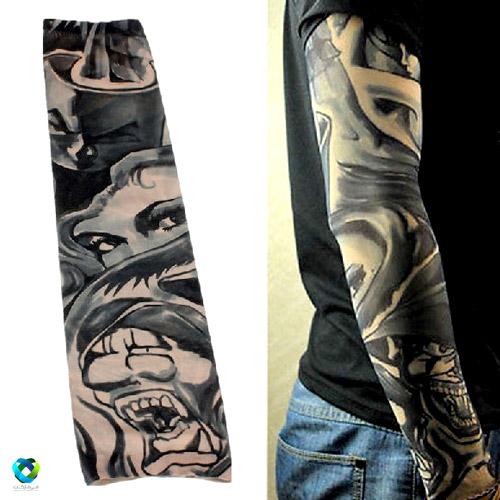 خرید «ساق دست با طرح تاتو»