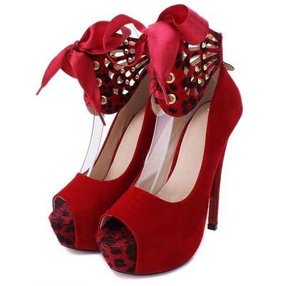 مدل های بسیار زیبای کفش های مجلسی زنانه