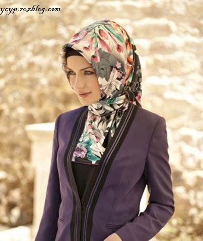 جدید ترین مدل های روسری مجلسی2016