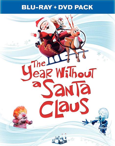 انیمیشن سال بدون بابانویل Year Without Santa Claus