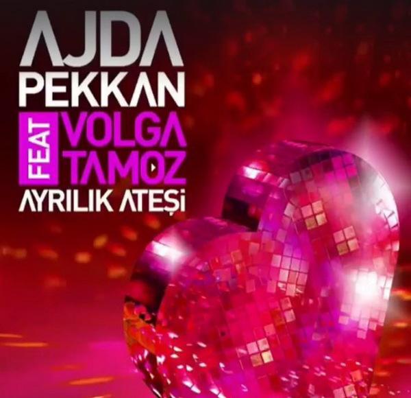 دانلود آهنگ جدید ترکیه ای از آژدا پگان (ajda pekkan) به نام Ayrilik Atesi