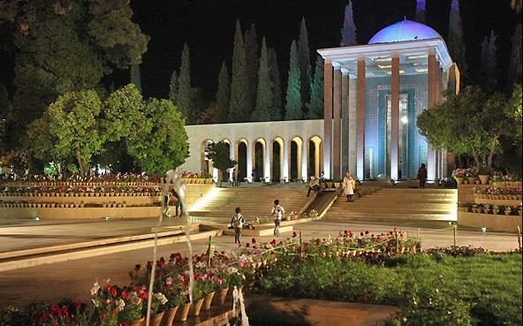 حکایتهای گلستان سعدی به قلم روان