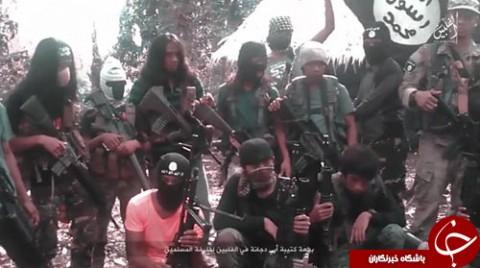 اعدام فجیع سه مرد به دست داعش در فیلیپین (تصاویر۱۸+)
