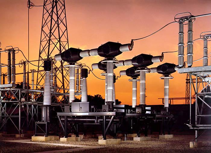 پروژه آماده تجهيزات پستهای برق