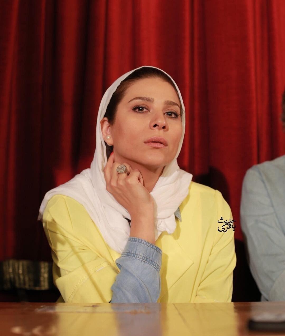 عکس کمیاب سحر دولتشاهی