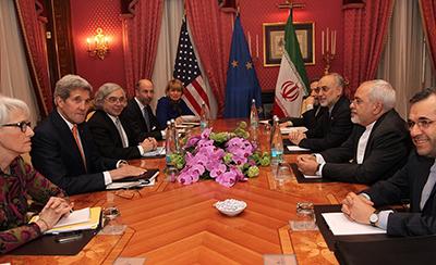 مذاکرات هسته ای لوزان