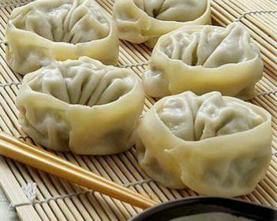 طرز تهیه ی غذای کره ای گوشتی مندو