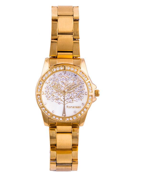 خرید ساعت زنانه طرح Romanson 7888