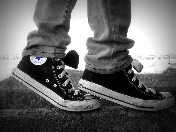 پا روی پا