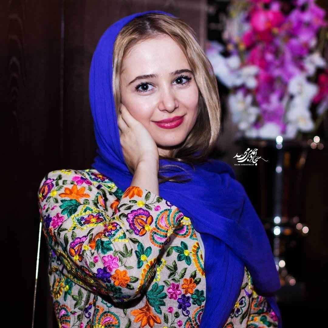 عکسهای الناز حبیبی در اکران خصوصی فیلم زاپاس:9عکس