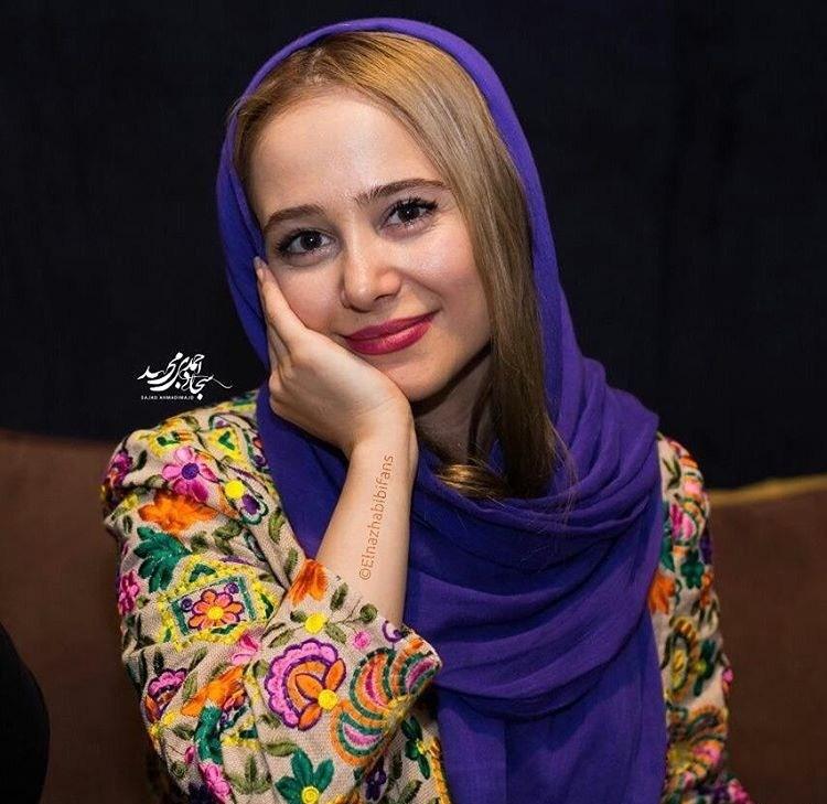 جدیدترین عکسهای الناز حبیبی در تابستان 95