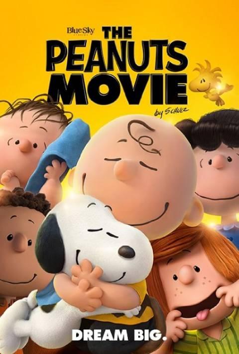 دانلود انیمیشن The Peanuts Movie ، محصول 2015 کشور آمریکا