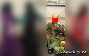 رقص زنان خارجی در میهمانی مبتذل پادشاه آبادان! + عکس