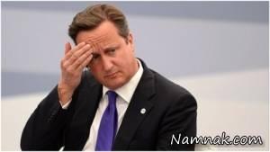 """علت استعفای """"دیوید کامرون"""" از نخست وزیری انگلستان"""