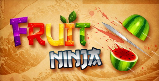 بازی نینجای میوه برای کامپیوتر Fruit Ninja PC