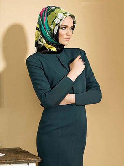مدلهای جدید روسری های مارک دار
