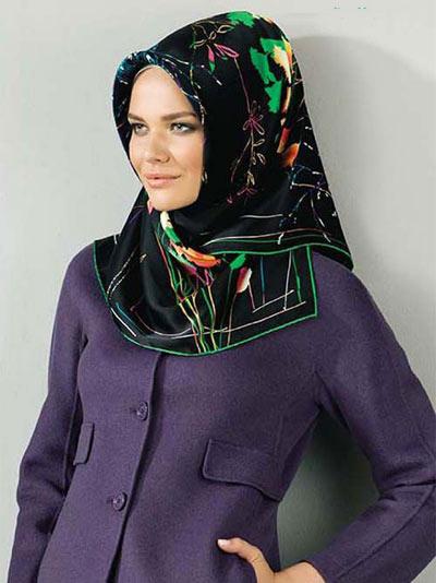 مدلهای روسری مارک دار شیک