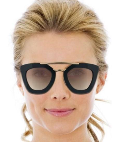 مدل عينك آفتابي Prada