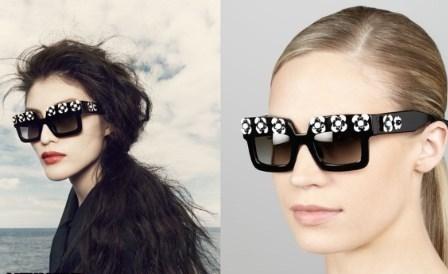 جدیدترین مدل های عینک آفتابی دخترانه