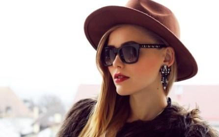 عکس های جذاب مدل عینک آفتابی زنانه