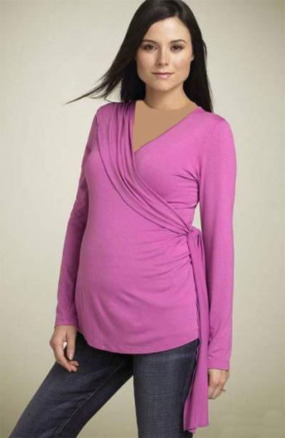 جدیدترین مدلهای لباس بارداری در سال 95