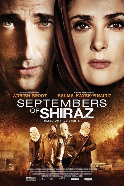 دانلود رایگان فیلم Septembers of Shiraz 2015