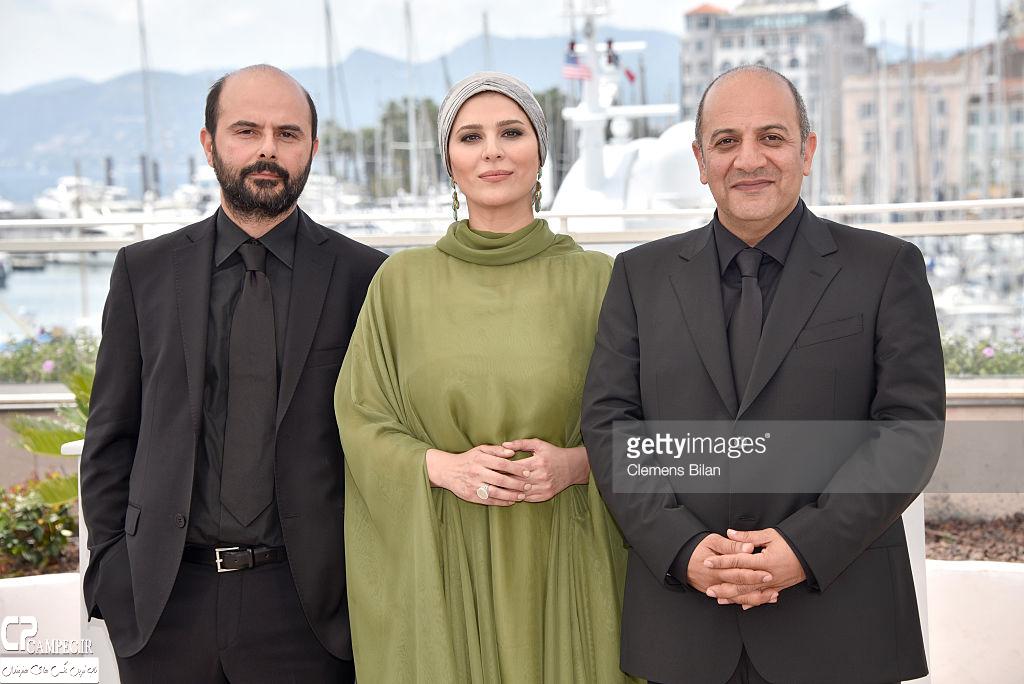 تصاویر سحر دولت شاهی در جشنواره فیلم کن 2016