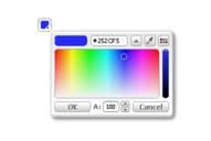 ابزار فلش ساخت کد رنگ برای وبلاگ