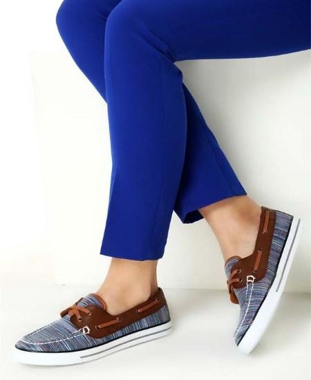 مدل کفش تخت تابستانی