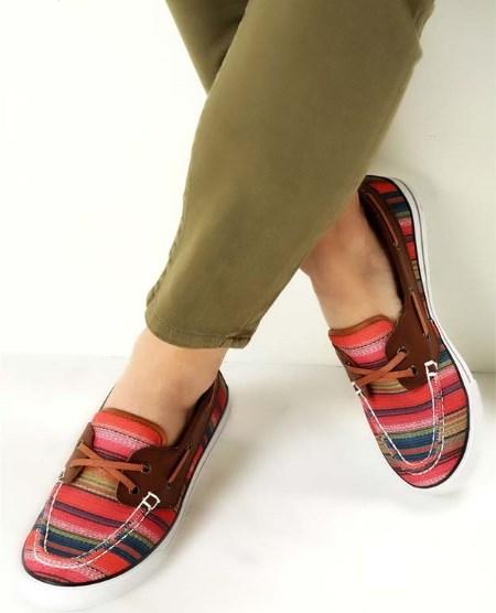 مدل کفش تخت دخترانه ۹۵
