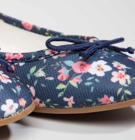 مدل کفش گل دار خوشگل 95